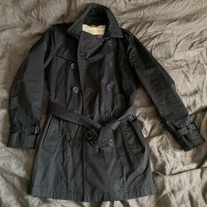 Burberry Brit trench coat in Black